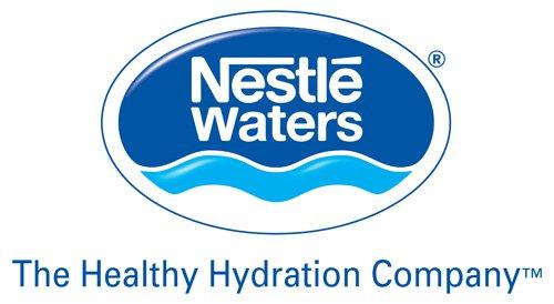 Nestle Waters logo - World Summit AI Amsterdam