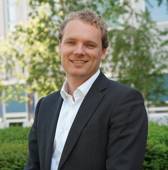 Rutger de Haij, Head of Renewable Energy, EscherCloud